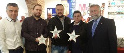 Bar El Canario, vencedor de Sabor a Mondas con su tapa 'Alcolea de Tajo'