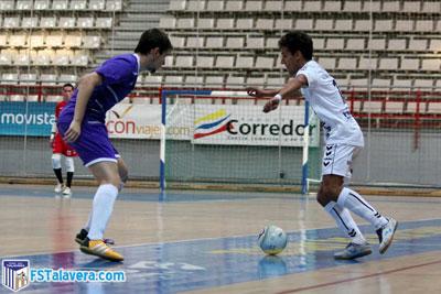 El Soliss FS Talavera firma tablas y deja buena imagen en Torrejón