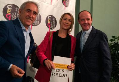 Toledo, Capital Espa�ola de la Gastronom�a 2016