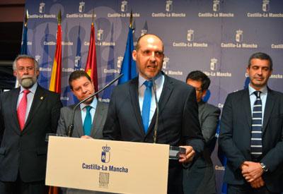 David G�mez es nombrado nuevo delegado de la Junta en Talavera con el �nico objetivo de �trabajar para sacar adelante la ciudad y su comarca�