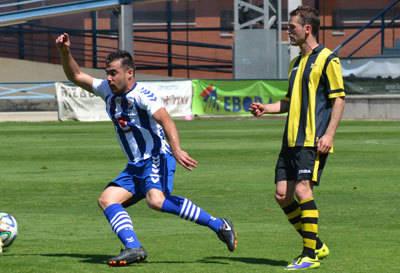 Sergio Durán se compromete una temporada más con el CF Talavera