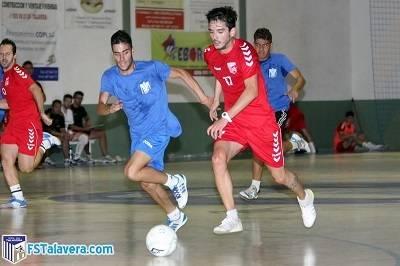 El Soliss FS Talavera se estrena en pretemporada con victoria