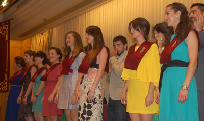 La UCLM de talavera cuenta con 153 nuevos graduados en Logopedia, Terapia Ocupacional y Enfermería
