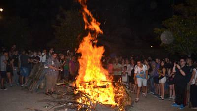 Un vecino reclama al Ayuntamiento por las quemaduras que sufrió su hija de 4 años en la hoguera de San Juan