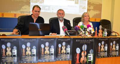 Talavera acogerá el XIII Festival Internacional de Jazz entre el 24 de julio y el 1 de agosto