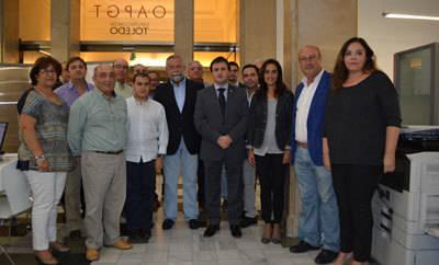 La Oficina del OAPGT de Talavera acomete obras de modernización, accedibilidad y seguridad