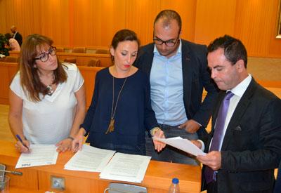 El Pleno acuerda destinar el 20% de la aportaci�n total del Plan de Empleo en la ciudad