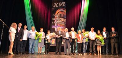 Esencia talaverana en los XVI Premios de la Música y Artes Escénicas