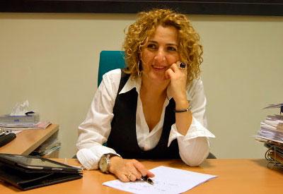 Raquel Díaz Illescas deja su puesto como directora de la Agencia de la ONCE en Talavera