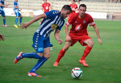 El regreso de la Segunda B a El Prado deja la primera victoria del curso