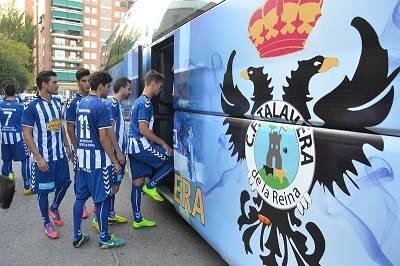 El Talavera viaja a Irún para enfrentarse el domingo al histórico Real Unión