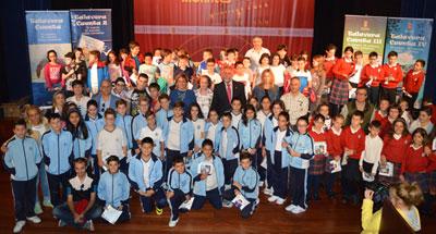 2.600 escolares participar�n en el programa Talavera Cuenta V