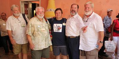 Un talaverano, único español entre los invitados al XV Coloquio Internacional sobre Ernest Hemingway