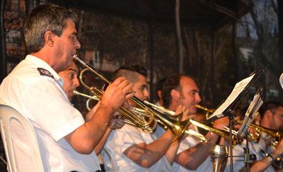 """Convivencia y buena música en el XV Festival """"Salvador Ruiz de Luna"""""""