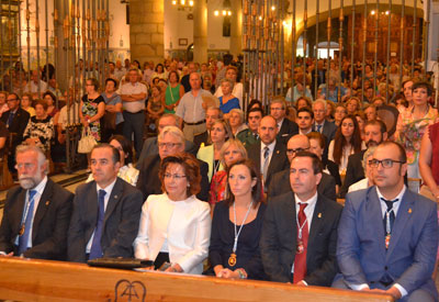 Cientos de talaveranos renuevan su compromiso con la Virgen del Prado en el día de la Patrona