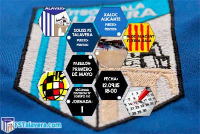 El Soliss FS Talavera abre el telón a una nueva temporada este sábado