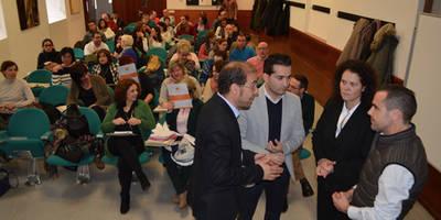 La Diputación informa a los empleados municipales en la nueva gestión de nóminas y recursos humanos