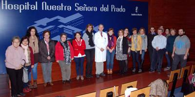 Las asociaciones de pacientes del área de Talavera conocen los detalles del Plan Dignifica