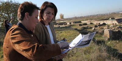 El Gobierno regional hace efectivas las 35 ayudas para proyectos de investigación del patrimonio arqueológico y paleontológico de Castilla-La Mancha