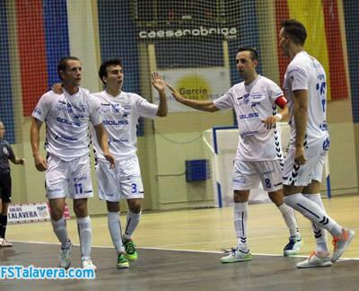 FS Talavera, 6 jugadores en el Balón de C-LM