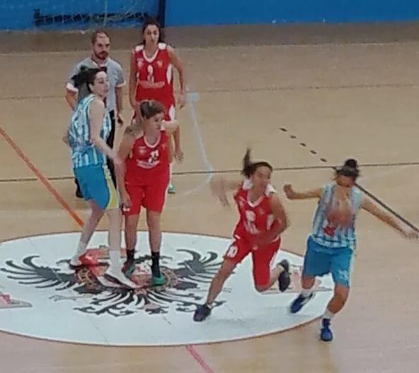 Primera victoria ante CBA del Talavera Femenino