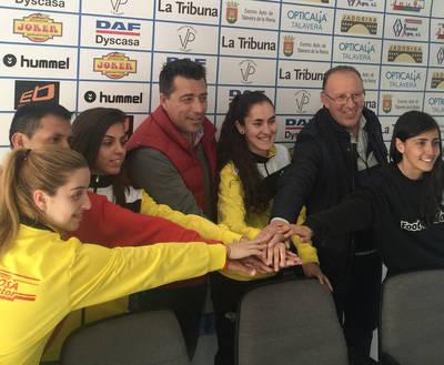 El CF Talavera integrará al Talavera Féminas
