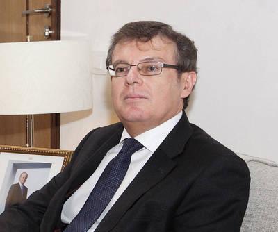 Collado, proclamado rector de la UCLM
