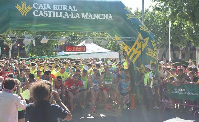 Cuarta Carrera Solidaria de Caja Rural CLM