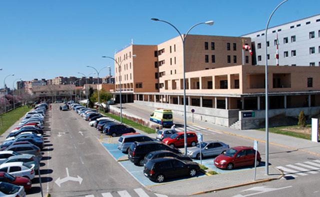El Hospital de Talavera, el que más camas cierra