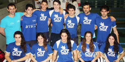 Los Absolutos del Club Natación Talavera cierran un gran Regional de Invierno