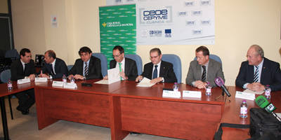 Caja Rural Castilla-La Mancha renueva su convenio social con CEOE CEPYME Cuenca