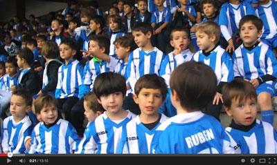 Video Presentación categorías inferiores CF Talavera