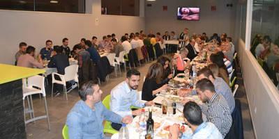 La gran familia del CF Talavera se conjura para cumplir sus objetivos