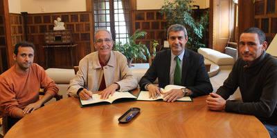 La Diputación respalda los trofeos Espada Toledana