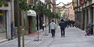 C's, a pleno su adhesión contra la peatonalización de la Corredera