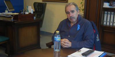 Dionisio González (OID):'Seguiré luchando hasta que el cuerpo aguante'
