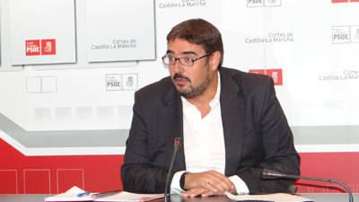 """Esteban: """"Invitamos a los parlamentarios de Murcia y Valencia para que conozcan la penosa realidad de la cabecera del Tajo"""""""