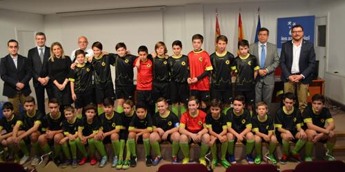 Álvaro Gutiérrez se suma a las felicitaciones por la creación del Club Futsal Imperial Toledo