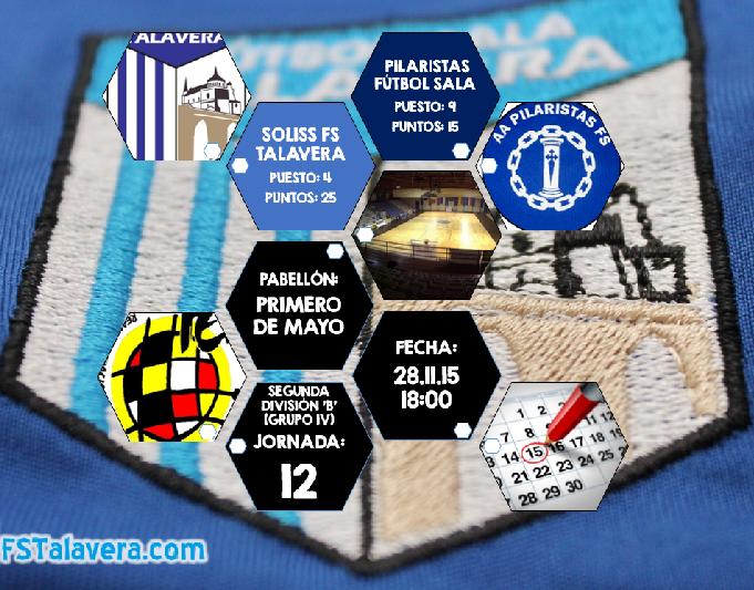 FS Talavera recibe a uno de los clásicos de la Liga