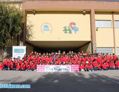 La iniciativa Aula Fútsal llega al Clemente Palencia