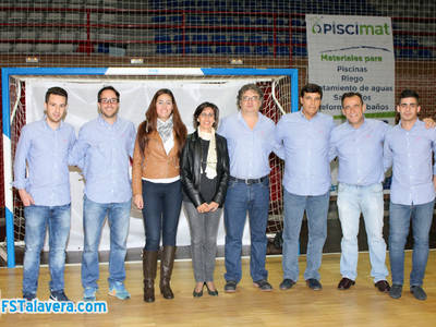 Montepicaza viste al FS Talavera como local