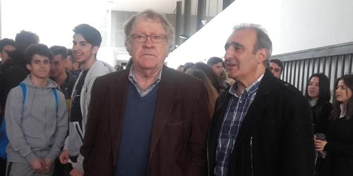 """Ian Gibson: """"No entiendo cómo los jóvenes políticos no se ponen de acuerdo para echar al PP"""""""