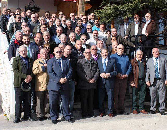 Homenaje a cooperativas agrarias de La Mancha