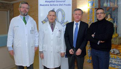 El jefe de Medicina Interna del Hospital de Talavera, nuevo presidente de la Sociedad de esta especialidad en Madrid y Castilla-La Mancha