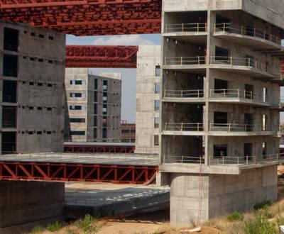 El Hospital de Toledo con materiales de C-LM