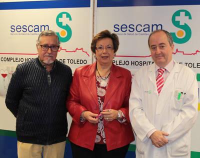 Donación de Sangre en el Hospital de Toledo