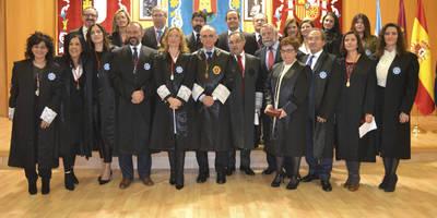 Homenaje a 25 años en la Abogacía y bienvenida a nuevos letrados