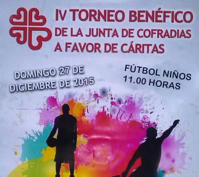 Cáritas celebra su cuarto Torneo Benéfico