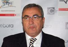 Juan Carlos Santos López, nuevo presidente del comité provincial de Cruz Roja Española en Toledo