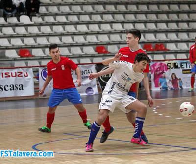 El FS Talavera Juvenil sucumbe ante un Bargas